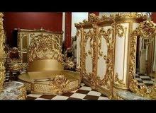 نبيع ونشترى جميع انواع غرف النوم المستعمله
