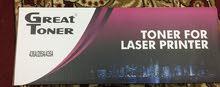 حبر طابعة اتش بي ليزر نوع 285A hp laser printer