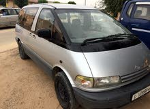 Toyota Previa 1998 For sale - Silver color