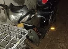دراجة كهربائية شبه جديدللبيع