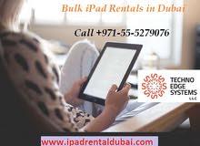 iPad Rentals Available now at Dubai