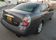 Nissan Altima car for sale 2006 in Seeb city