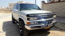 Silver Chevrolet Tahoe 1997 for sale