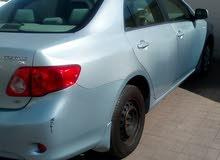 Toyota corolla 2009  1.6cc