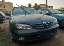 Nissan Primera 2002 For sale - Green color