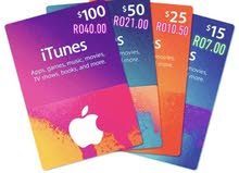 iTunes Gift cards with 10% Discount Prices