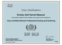 IT engineer (ccna ccnp mcsa) Certified