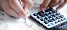 محاسب محلات تجارية تقديم اقرارات وللشركات الصغيرة متوسطة