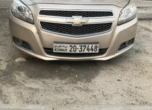 Chevrolet Malibu car for sale 2013 in Al Ahmadi city