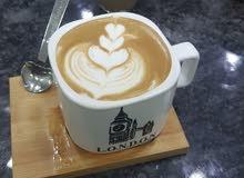 اسطى ماكينه قهوة مصرى خبره ندور فتره صباحيه قريبه عليه سكنه زناته