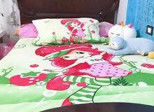 عدد 2 سرير بحاله ممتازه استعمال خفيف