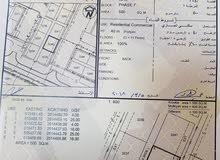 أنا المالك للبيع أرض سكني تجاري المعبيلة على شارع قار  مساحة 500 متر موقع حيوي