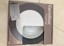 New plates from carrefour 15 aed