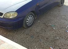 Used Daewoo Lanos for sale in Benghazi