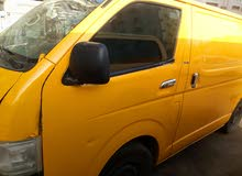 Toyota Hiace 2007 for rent per Month