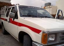 Used condition Nissan Pickup 1987 with +200,000 km mileage
