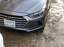 Hyundai Elantra 2017 in Baghdad - Used
