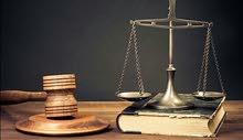 مستشار قانوني خبرة 26 عام-كافة الخدمات القانونية