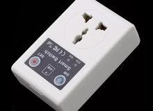 مفتاح كهرباء عن بعد الاكتروني