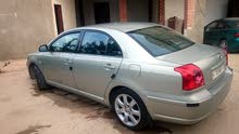 Used condition Toyota Avensis 2004 with 0 km mileage