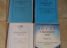 Classified IGCSE Chemistry Past Papers