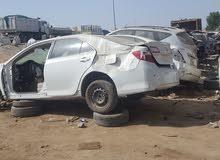 قطع غيار سيارات تشليح و شراء السيارات التالفه والمصدومه