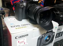 New canon camra with all accessories with kit lens and 50mm lens