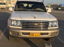 Used condition Toyota Land Cruiser 2001 with  km mileage