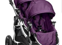 cityselect stroller two seat