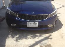 Kia Forte 2017 for sale in Baghdad
