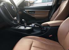 BMW 318 model 2018
