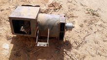 تربينة :لف نحاسي مستعمل السعر 3500 إخراج كهرباء 20 كيلو المكان محروقة الشاطي