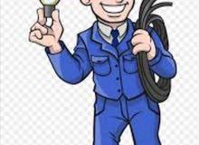 كهرباء لجميع انوع الكهربه  حي الويزاريه جنوب جده