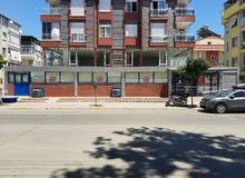محلين تجاريين للبيع في أنطاليا تركيا