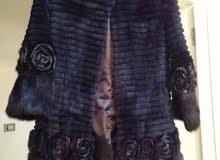 dress and coat natural