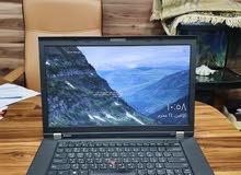 لابتوب لينوفو ThinkPad بحالة ممتازة على الضمان