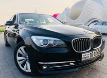 BMW 730 car is available for sale, the car is in  condition