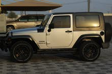 Silver Jeep Wrangler 2010 for sale