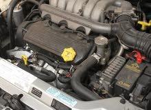 كرايسلر ستراتس موديل 2000 محرك 25 مكيف تومتيك ماشي 93 الف