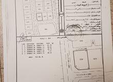 أرض سكنية في فلج الشام ( كورنر )