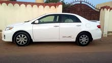 Toyota Corolla 2011 For sale - White color