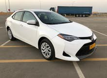 Toyota Corolla 2018 For sale - White color