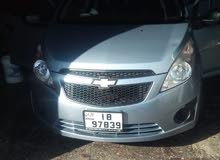 Blue Chevrolet Spark 2012 for sale