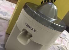 Kenwood Citrus Juicer JE250 + SG Sandwitch Maker Free