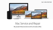 Apple - iMac & MacBook Servicing إصلاح آبل ماكبوك / أي ماك