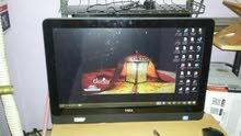 شاشه كمبيوتر Deel باللمس