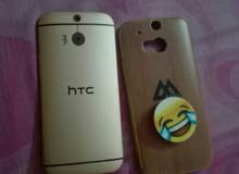 htc one m8 , golden colour, 32gb