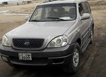 For sale 2006 Silver Terracan