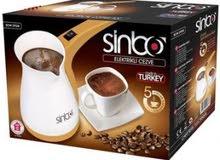 صانع القهوة التركية سينبو SCM-2928 شحن حتي باب البيت .. والدفع عند الاستلام