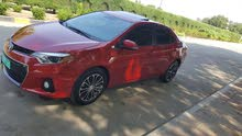 Used condition Toyota Corolla 2016 with 1 - 9,999 km mileage
